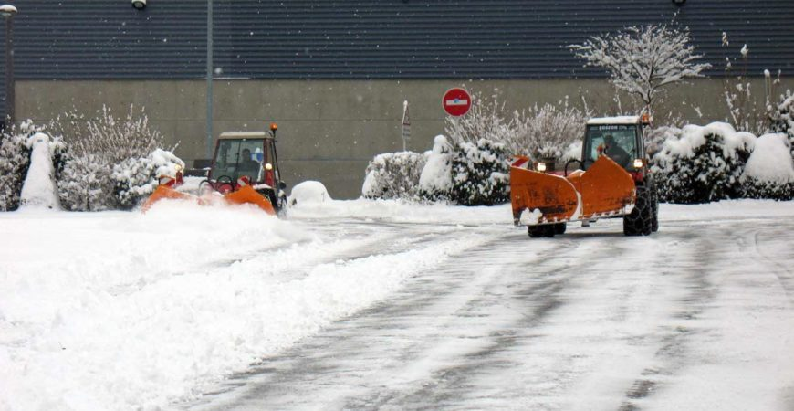 Snow Clearing and Gritting